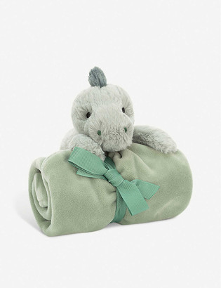 Jellycat Shooshu Dino soft toy and soother set
