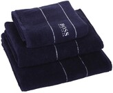 HUGO BOSS Towel - Navy - Bath Sheet