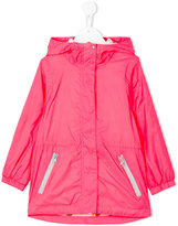 Stella McCartney hooded jacket - kids - Cotton/Polyester - 6 yrs