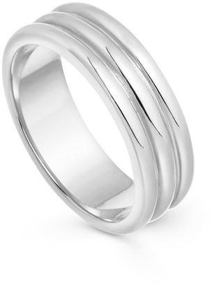 Missoma Silver Ancien Ring