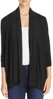 Avec Pleat Detail Cardigan