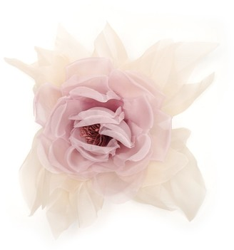 Max Mara Flower Head Pin