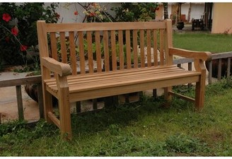Teak Garden Bench Shop The World S Largest Collection Of Fashion Shopstyle
