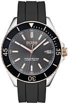Hugo Boss Black Ocean Edition Strap Watch