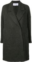 Harris Wharf London classic single breasted coat