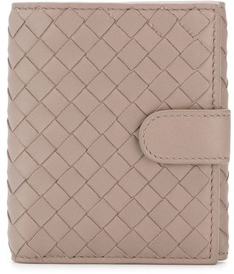 Bottega Veneta interwoven wallet