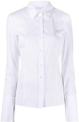 Patrizia Pepe Classic Button-Up Shirt