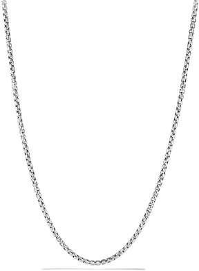 """David Yurman Chain Necklace, 36"""""""