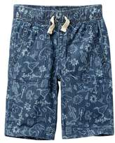 Lucky Brand Pull-On Printed Shorts (Big Boys)