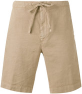Loro Piana drawstring shorts - men - Cotton/Linen/Flax/Spandex/Elastane - S