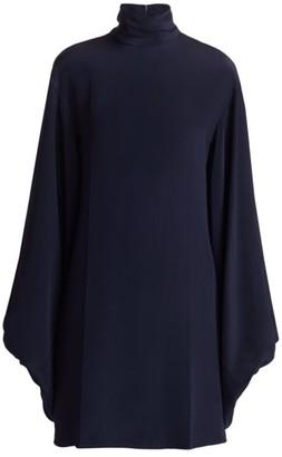 Victoria Beckham Bishop Sleeve Mini Dress