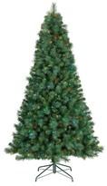 Philips 7.5ft Pre-Lit LED Artificial Christmas Tree Douglas Fir - Multicolored Lights