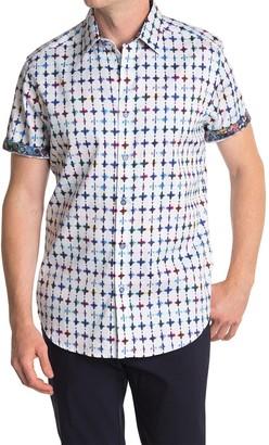 Robert Graham Alderbrook Short Sleeve Shirt
