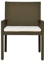 Janus et Cie Boxwood Armchair - Whitewash