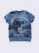 KIDS DieselTM Sweatshirts KYAMH - Blue - 16Y