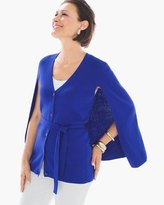 Chico's Karla Cape Cardigan