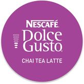 Bed Bath & Beyond Nescafe® 16-Count Dolce Gusto® Chai Tea Latte Capsules