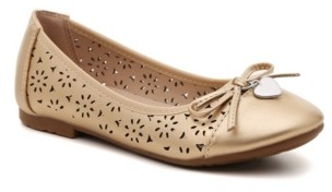 Sean Alan Hearts Ballet Flat - Kids'