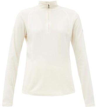 Bogner Madita Zipped High-neck Fleece Base-layer Jacket - Cream