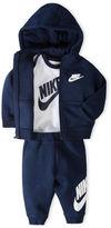 Nike Boys 3-pc. Bodysuit Set-Baby