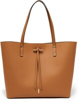 THACKER Fran Leather Tote