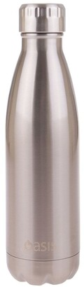 Oasis Stainless Steel Double Wall Insulated Drink Bottle 500ml - Bird Of