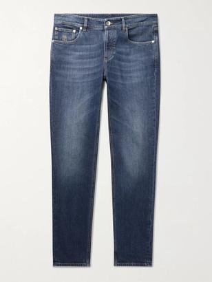 Brunello Cucinelli Denim Jeans - Men - Blue
