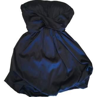 Jasmine Di Milo Beige Silk Dress for Women