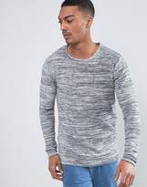 ONLY & SONS Lightweight Reverse Knit Top