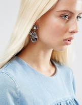 Asos Bug Drop Earrings