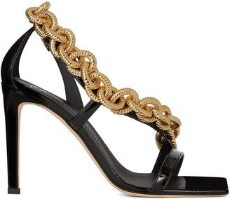 Giuseppe Zanotti Chain-Link Detail Sandals