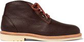Loro Piana Aspen Walk Shearling-Lined Full-Grain Leather Boots