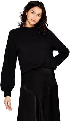 Find. Amazon Brand Women's Balloon Sleeve Sweatshirt