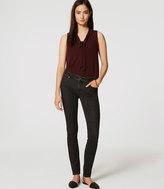 LOFT Modern Skinny Jeans in Dark Grey Wash