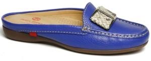 Marc Joseph New York Women's Cicero Buckle Detail Mule Women's Shoes