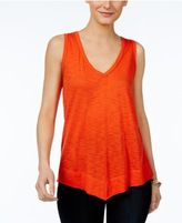 INC International Concepts Asymmetrical Tank Top, Only at Macy's