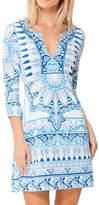 Hale Bob Marah Jersey Dress