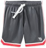 Osh Kosh Boys 4-12 Mesh Athletic Shorts