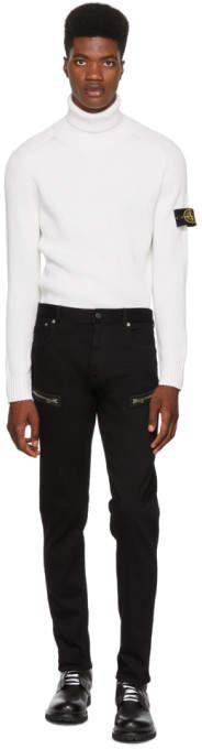Belstaff Black Waterford Skinny Jeans