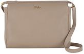 Tula Alpine Originals Leather Small Across Body Bag
