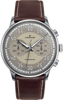 Junghans Meister driver 027/3684.00 chronoscope watch
