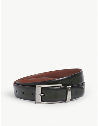 Ted Baker Grained leather belt