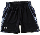 Under Armour Little Boys 2T-7 Select Racing Stripe Shorts