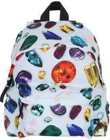 Molo Jewels Printed Nylon Canvas Backpack
