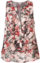 Joie floral print top - women - Silk - S