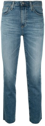 AG Jeans The Isabelle slim-fit jeans