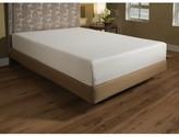 "10"" Plush Memory Foam Mattress Independent Sleep Mattress Size: Twin"