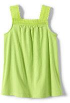 Classic Girls Plus Novelty Tank Top-Lime Breeze