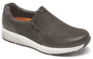 Rockport Women's Trustride Side-Zip Slip-On Sneakers Women's Shoes