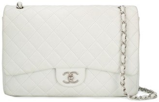 Chanel Pre Owned 2013-2014 Jumbo Double Flap shoulder bag